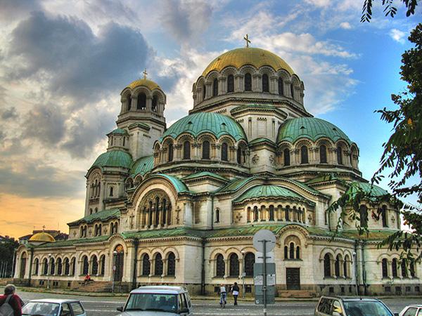Болгария Храм-памятник Александра Невского