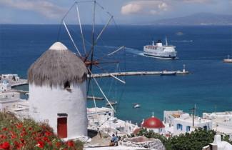 Отдых в Остров Миконос