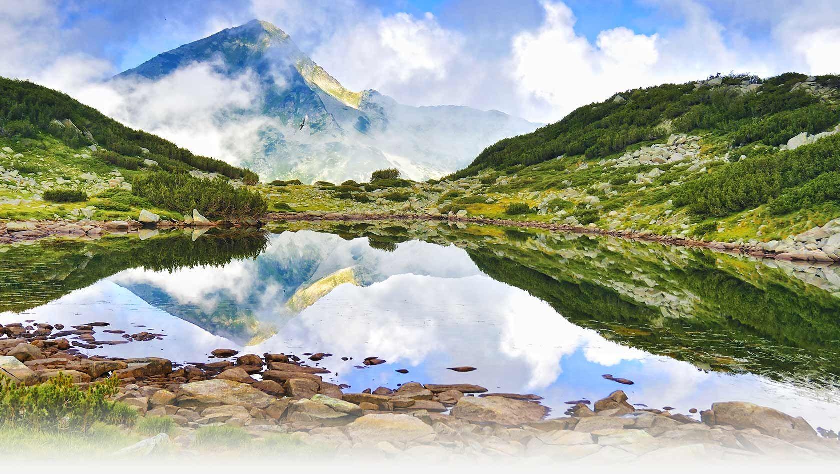 Природа и ландшафт Болгарии