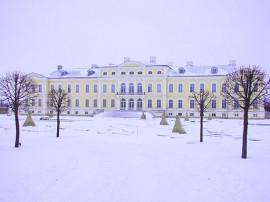 Рундальский замок