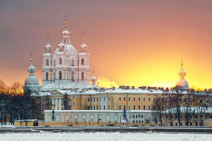 Магический Санкт-Петербург на Рождество