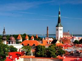 церковь Оливесте в Таллине