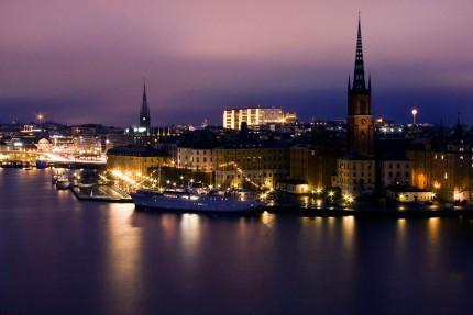 «Северные столицы»: Таллин – Стокгольм – Таллин – Рига