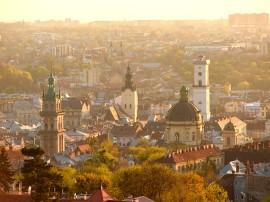 тур во Львов и экскурсия в Карпаты