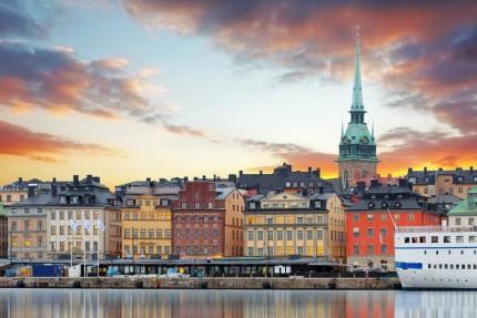 Рига — Стокгольм — Вильнюс