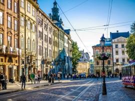 улочки Львова в туре во ЛЬвов из Минска