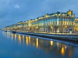 Мелодии весны в Санкт-Петербурге