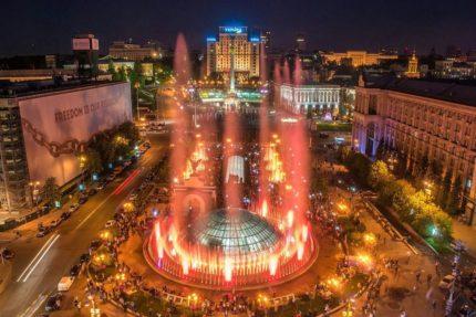 Тур в Киев «Прогулки по Крещатику»