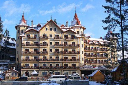 Тур в Буковель в отель «Patkovski Hotel»