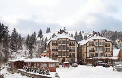 Тур в Буковель в отель «Villa Leku»