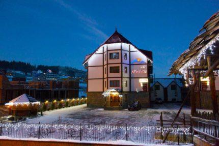 Тур в Буковель в отель «Villa Nikoletta»