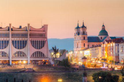 Тур «Уик-энд в Гродно» с прогулкой по Августовскому каналу