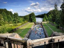 Тур выходного дня по Беларуси Августовский канал
