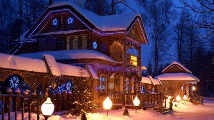 Сказочный Новый год в Бресте и Беловежской пуще (с посещением поместья Деда Мороза)