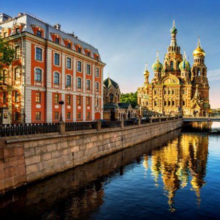 Путешествие в Санкт-Петербург (тур ж/д + автобус)