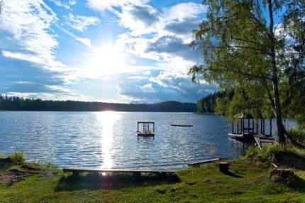 Экскурсия на Голубые озера – место силы Беларуси