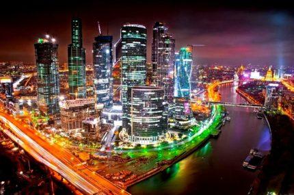 Путешествие из Минска в Москву (ж/д тур)